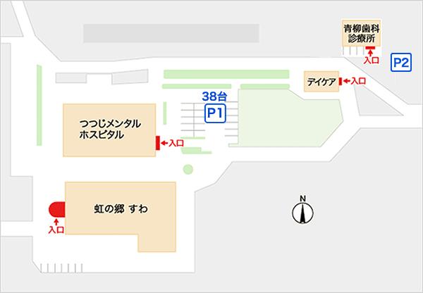 施設内案内図